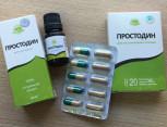 Капли Простодин для лечения простатита