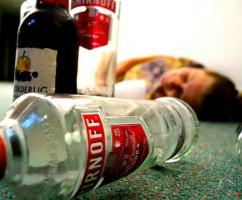 Деградация личности при алкоголизме у мужчин