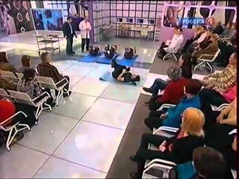 Лечение геморроя после родов - лечебная гимнастика